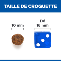 Hill's Science Plan NO GRAIN Adult croquettes au thon pour chien adulte