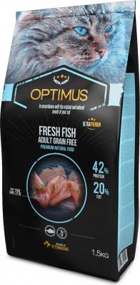 OPTIMUS Fresh Fish Cat Adult