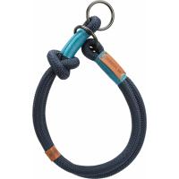 BE NORDIC Zug-Stopp-Halsband in Blau