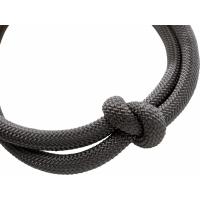 Collier semi-étrangleur gris BE NORDIC