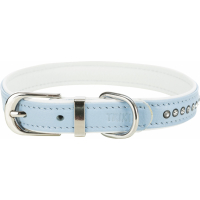 Active Comfort Halsband mit Strass blau