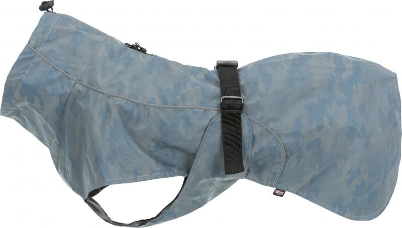 Manteau Imperméable Lunas réfléchissant argent/bleu - plusieurs tailles disponibles