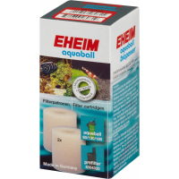 Filter Cartridges for Eheim Aquaball 60/130/180 and Biopower 160/200/240 (2 Pack)