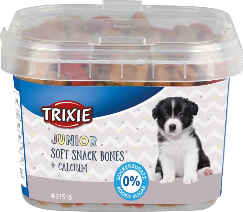 Soft Snack Bones avec calcium Junior