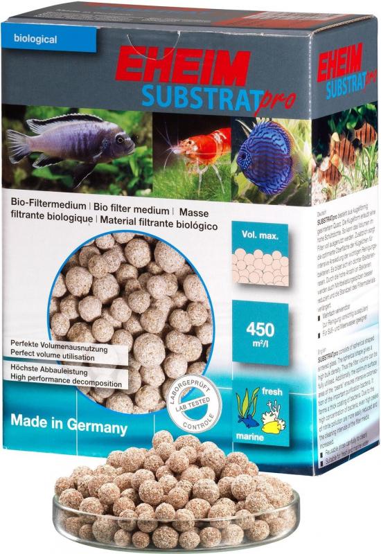 Eheim Substrat Pro biologico per acquario