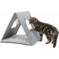 Grotte douillette pour chats Junior