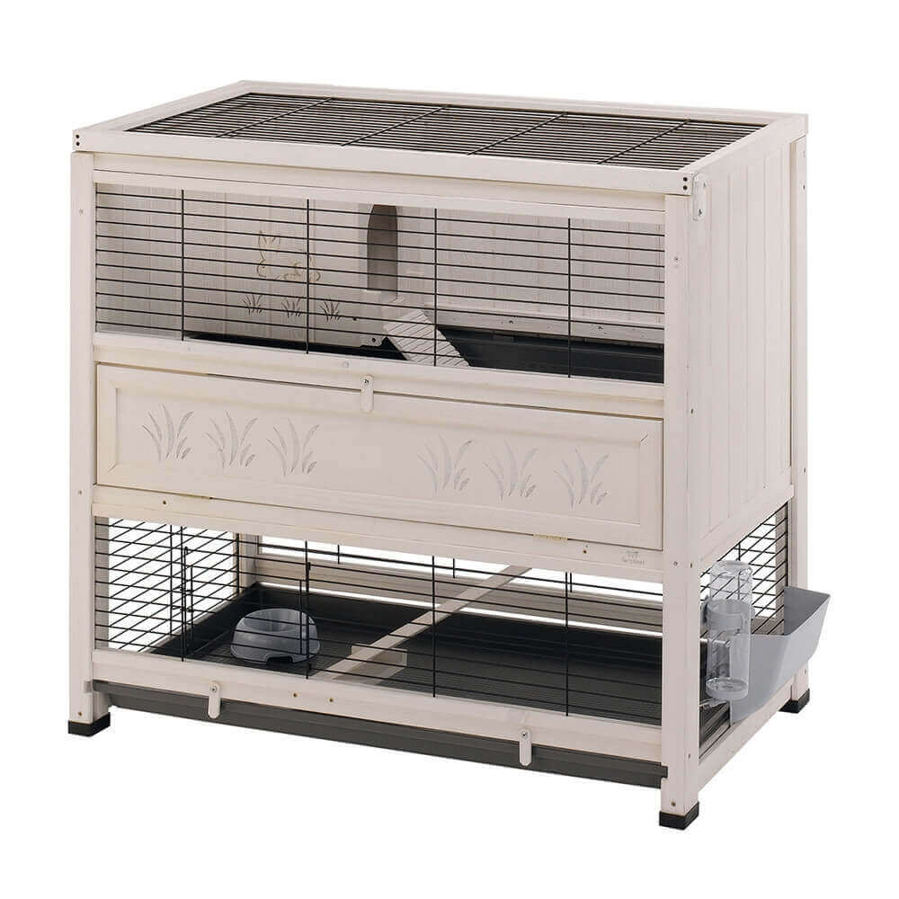 cage lapin cage lapin nain et cage pour lapin pas cher. Black Bedroom Furniture Sets. Home Design Ideas