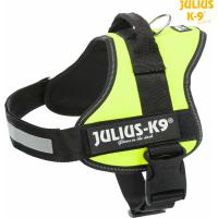 Julius-K9® Power Geschirr Neon-Grün