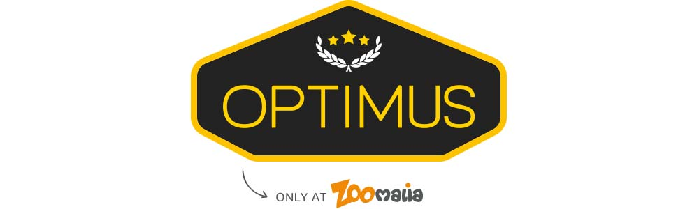 optimus une marque zoomalia