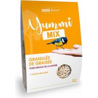 HAMIFORM Yummi mix - Granulés aux arachides pour oiseaux du ciel