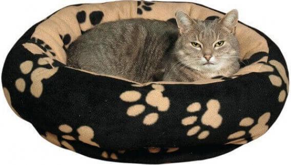 Coussin confortable Sammy pour chats et petits chiens