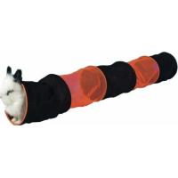 Tunnel de jeu lapin - Coloris aléatoire