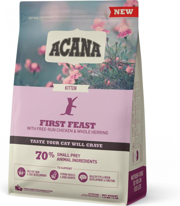 ACANA First Feast für Kätzchen