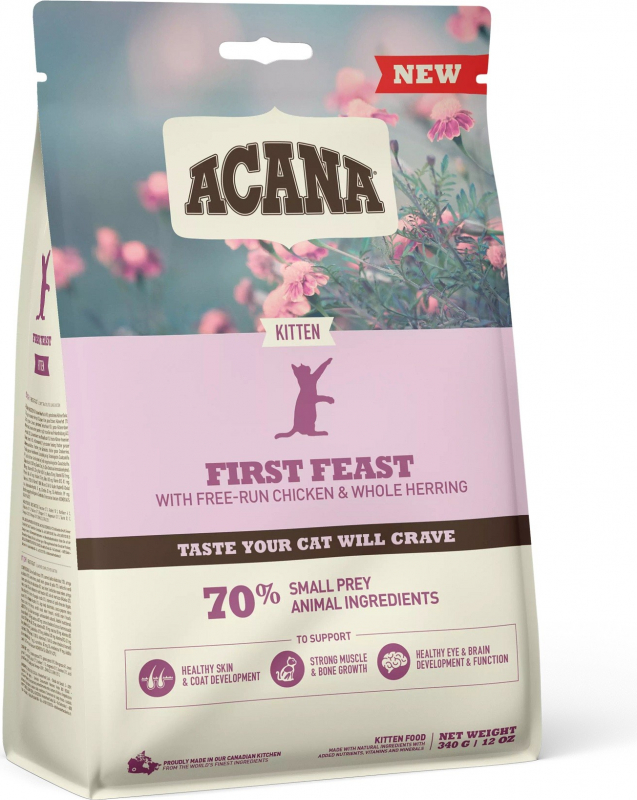 ACANA First Feast pour chaton