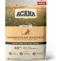 ACANA Homestead Harvest pour chat adulte