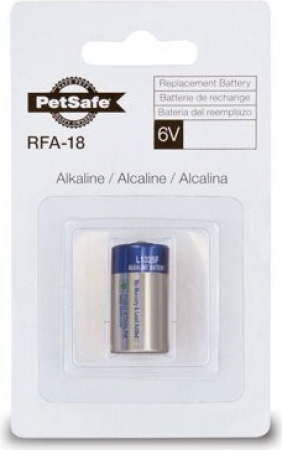 Piles de rechange PetSafe 6V RFA-18-11 et RFA67