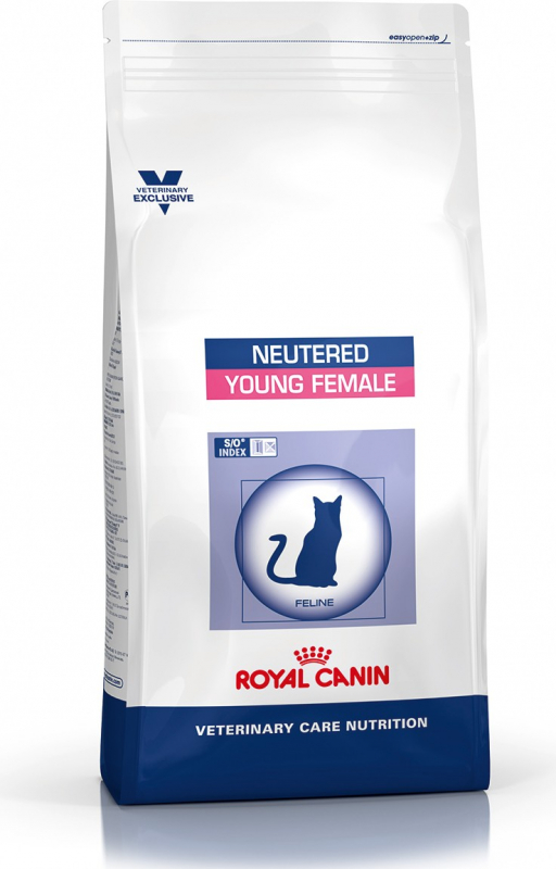 Royal Canin Veterinary Diet VCN Cat Neutered Young Female