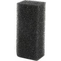Zwarte spons voor filter Karapas