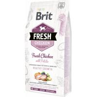 Brit Fresh mit frischem Huhn & Kartoffel für Welpen