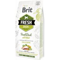 Brit Fresh au Canard Frais et Millet pour chien adulte