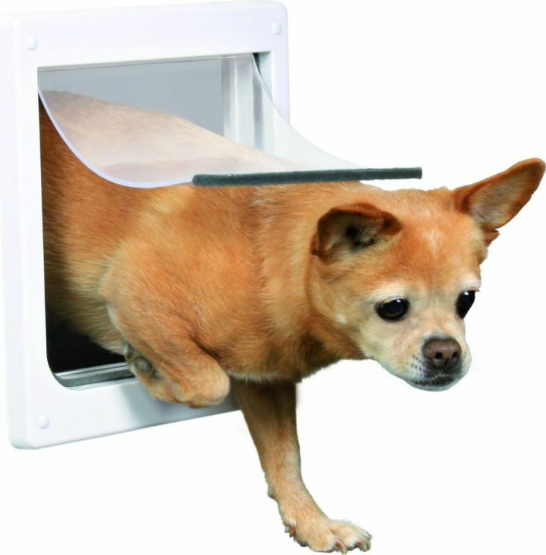 Chatière pour chien 2 positions XS–S Trixie