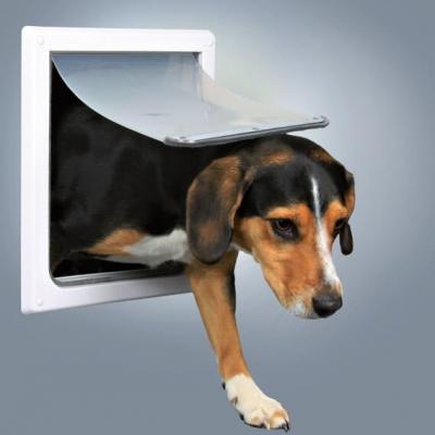 Manuelle Hundeklappen und Türen für Hunde
