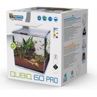 Aquarium QUBIQ 60 Pro Noir ou Blanc 60L