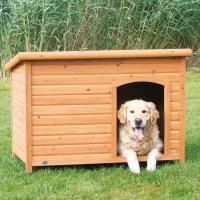 TRIXIE NATURA Niche à toit plat rabattable pour chien