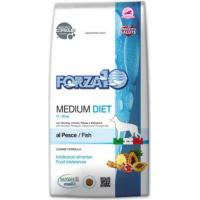 FORZA10 Diet Medium Diet au Poisson pour chien adulte