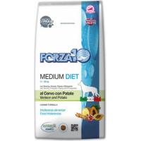 FORZA10 Diet Medium Diet, hert & aardappelen