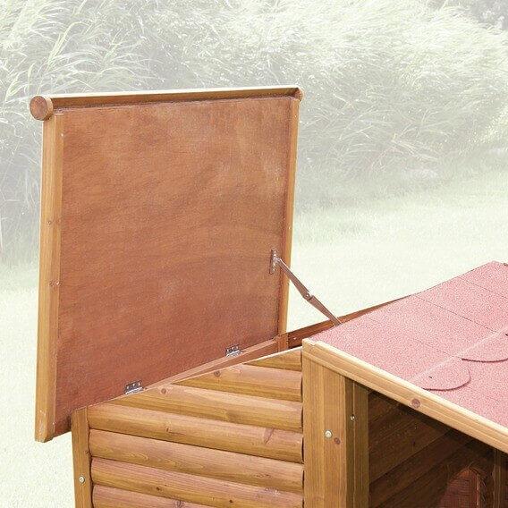 Plan niche chat bois - Niche pour chien avec palette ...