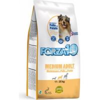 FORZA10 Maintenance Medium mit Huhn mit Kartoffel für erwachsene Hunde