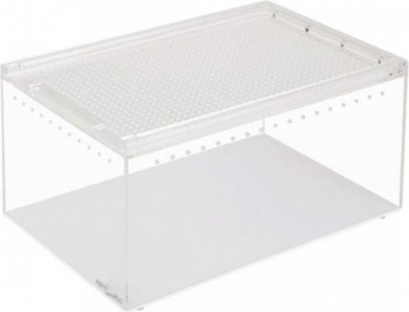 Terrarium Acrylique transparent Reptizoo - plusieurs dimensions disponibles