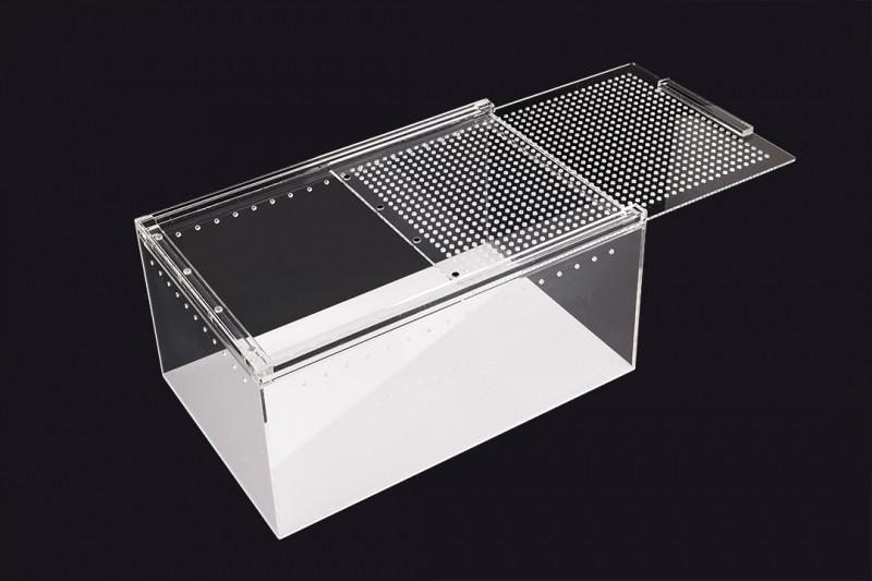 Terrarium Acrylique transparent de Reptizoo - plusieurs dimensions disponibles