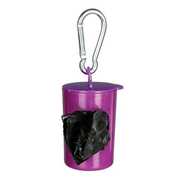 Dispensador de bolsitas pl stico recoge excrementos y - Dispensador bolsas plastico ...