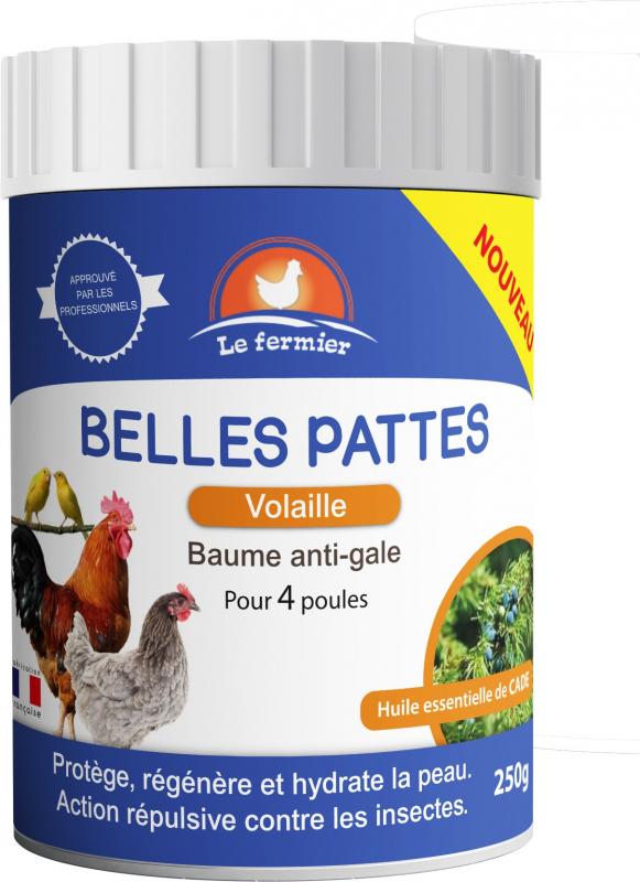 Belles Pattes Anti-Krätze Balsam
