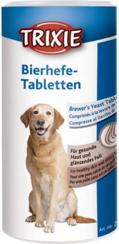 comprim s la levure de bi re compl ments alimentaires pour chien. Black Bedroom Furniture Sets. Home Design Ideas