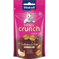VITAKRAFT Crispy Crunch - Friandise pour chat - plusieurs saveurs disponibles