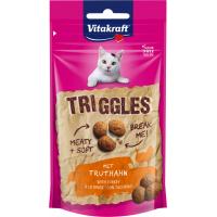 VITAKRAFT Triggles - Friandise pour chat - plusieurs saveurs disponibles