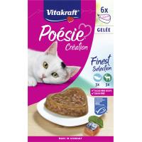 Multipack Poésie de Vitakraft - plusieurs saveurs