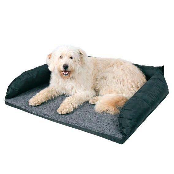 lit de coffre voiture pour chien accessoires voiture chien. Black Bedroom Furniture Sets. Home Design Ideas