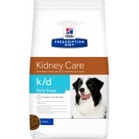 Hill's Prescription Diet k/d Early Stage croquettes au poulet pour chien