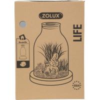 Aquarium, terrarium bouteille Life 12L