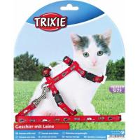 Set harnais et laisse pour chaton/petit chat