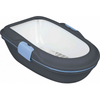 Litter trays and boxes