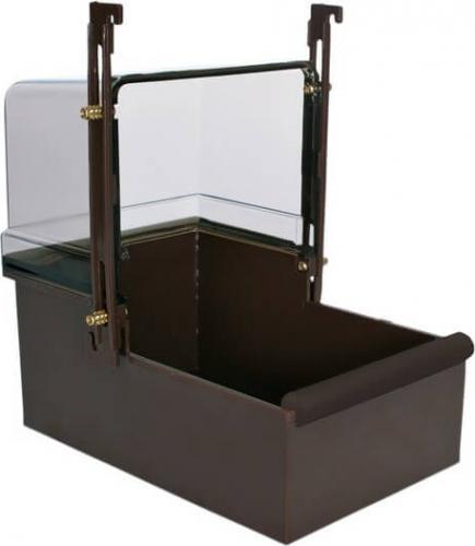 baignoire pour perroquets accessoires pour oiseaux. Black Bedroom Furniture Sets. Home Design Ideas