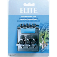 Rampe d'aération 3 sorties Elite