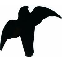 Silhouettes oiseaux de proie