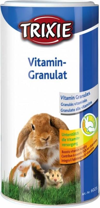 Vitamin Granules