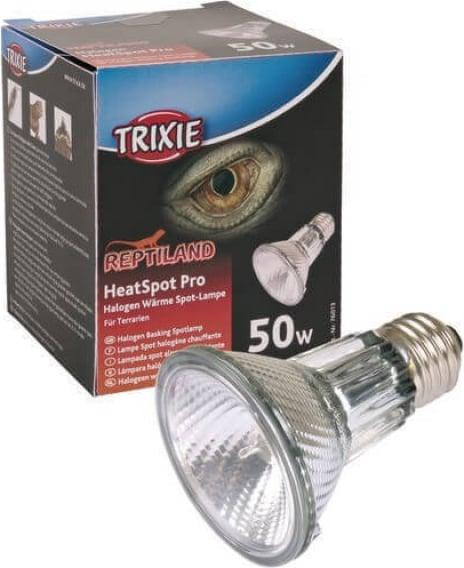 Lampe spot halogène chauffante Trixie Reptiland